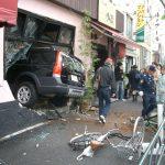 【画像】店に車が突っ込んだ画像検索するのが楽しい
