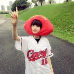 広島カープは残念だったけど、市川美織のユニフォーム姿は日本一だよな?
