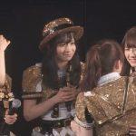 小笠原卒業発表後に大和田と泣きながら抱き合う・・・