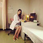 """【画像】佐々木希のエロ可愛い""""保健室の先生""""姿がこちらwwwwwwww"""