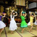 仏教系アイドル始動! 菩薩となったメンバーが仏教の教えを歌と踊りで伝えるwwwww (※画像あり)