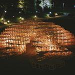 【画像】新宿のアート展で火事が起きたジャングルジム、「盗作」だった疑いが浮上wwwwwww