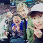 小嶋真子がチーム4公演出ずにサッカー観戦