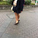 女子高生の間で制服ローファーの素足履きが流行wwwwwww (※画像あり)