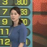 【GIF画像】杉浦友紀とかいう女子アナの身体がエッチすぎるwwwwwwwwwwww