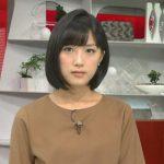 【画像】竹内由恵アナの「最新Cカップ美乳」をご堪能下さい【12月15日】