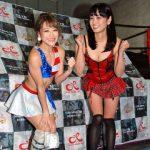 【画像】鈴木奈々が女子プロレスデビューwwwwww