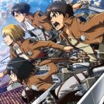 【朗報】アニメ「進撃の巨人」第2期は2017年4月オンエア!!