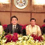 【動画】安倍首相、フィリピン人から熱烈な歓迎を受けるwwwwwwww
