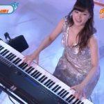 【速報】NHKでピアニスト胸強調しすぎやろwwwwww