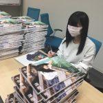 【画像】乃木坂の齋藤飛鳥さん、小顔過ぎてマスクに覆われてしまうwwwwww