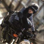 田中美久ちゃんが250ccバイクで正月ツーリング