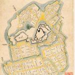 【画像】江戸時代初期の江戸城、ガチの要塞だった 豊臣氏との決戦に備えたか←これ