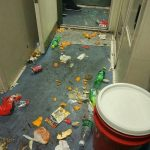 【画像】ネ、ネタだろ…?中国の「グリーン車」はゴミ屋敷だったwwwww