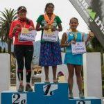 【衝撃】メキシコで50kmの山岳マラソン開催 、スカート姿&タイヤで作ったサンダルを履いた先住民がぶっちぎりで優勝wwwww