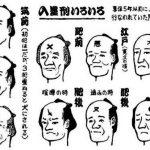 【画像】額や腕に紋様を入れられる、江戸時代の「入墨刑」が恥ずかしすぎるwwwwwwwww