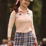 スタイル良すぎる女子プロゴルファーが話題にwwwwwwww (※画像あり)