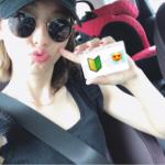 【悲報】木下優樹菜さん  、27回目の試験で遂に運転免許取得   早速首都高へ