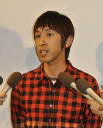 【悲報】キングコング梶原さん「大阪でしか仕事がなく、月収は50万ほどしかない」