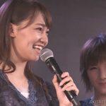小嶋真子 「 20歳の始まりは破天荒なスタートでしたw これからもみんなに迷惑かけるかなw 今度から奈々と一緒に行動するよw」