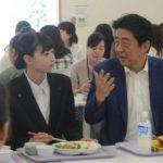 【悲報】安倍晋三さん、とんでもない組み合わせの食事をしてしまう (※画像あり)