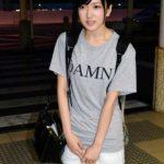 【悲報】NMB須藤凜々花(20)さん、とんでもないTシャツを来て帰京wwwwwwwwwwwwwwwww
