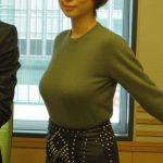 【画像】MEGUMIがピチピチのシャツを着た結果wwwwww