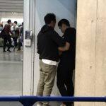 【速報】 欅坂46の握手会でヲタがまた迷惑行為、激怒したスタッフがオタクにガチギレ