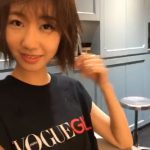 【速報】柏木由紀、大胆イメチェンで髪型をショートに!!!