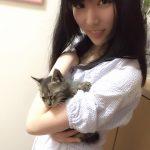 北澤早紀が高い所から降りれなくなっている子猫を傷だらけになりながらも助け出す!!