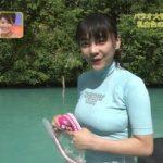 倉科カナが胸元を強調した結果wwwww