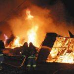 【画像】愛知県の養鶏場で火事、ニワトリ約10万羽が焼き鳥に・・・・・