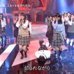 【炎上】欅坂46「月曜日の朝、スカートを切られた」の歌詞が不快すぎると秋元康に批判殺到wwwww