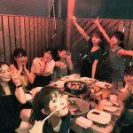 峯岸「お待たせ!」 横山入山木崎こじまこ島田中西北原達との夏の思い出写真公開
