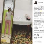 石田ゆり子が画像加工していない写真がこちらです・・・・