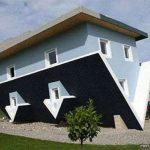 【画像】一度は住んでみたい「面白い形や変な形」の家を紹介していくwwwwww