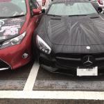 【悲報】アニオタさん、高級車に喧嘩を売ってしまう・・・
