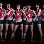 【画像】今の女子バレー日本代表って歴代最高の可愛さじゃね?