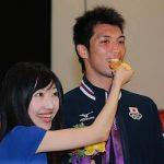 【画像】全てを手に入れた日本人ボクサー村田諒太さんの嫁wwwwwwwwwwwwwwwwwwww