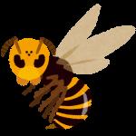 【悲報】車イスのおばあちゃん、50分間スズメバチに刺されて死亡してしまう・・・・