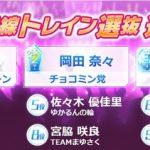 【バトフェス】トレイン選抜9人が決定!【山手線】