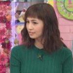 【画像】 安 田 美 沙 子 、 巨 乳 化 !!!!!