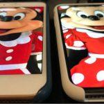 【画像】iPhone8とiPhone X並べた結果wwwwwwwwww