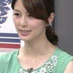 【GIF画像】杉浦友紀アナ、突然お●ぱいをブルンと揺らすwwwwwwwwwwww