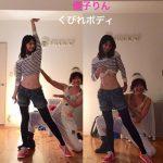 【画像】小倉優子、くびれ際立つ美腹筋すげえええええ