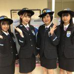 【悲報】東京モノレールのHKT選抜のルックスが酷すぎてネガキャンにしかなってない