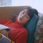 【動画】広瀬すずがうたた寝、WEB動画でキュートな寝顔を披露wwwwwww