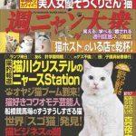 【画像】袋とじは猫ちゃんのヘアヌード、ディープすぎる猫雑誌「週ニャン大衆」が発売wwwwww