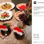 【悲報】佐々木希のXmas料理にヤフコメ女子激怒wwww