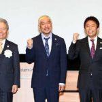 安倍や松井一郎の隣で至福の笑顔を浮かべる松本人志さんが悲しい・・ (※画像あり)